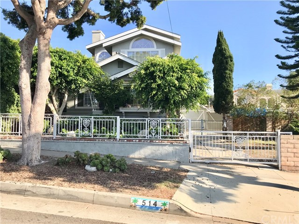 514 Agate Street, Redondo Beach CA 90277