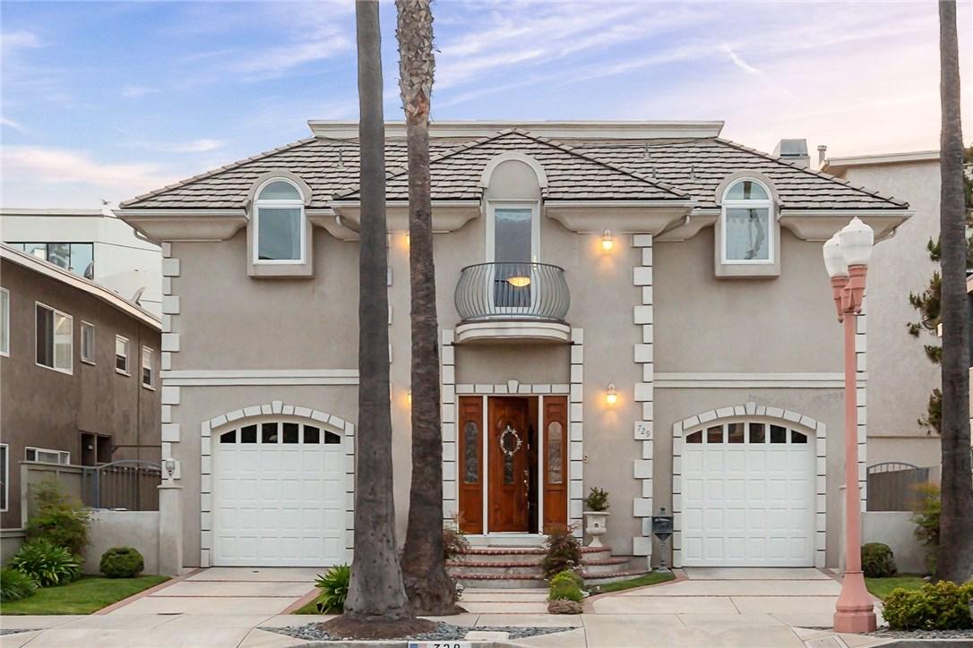 729 Catalina Avenue, Redondo Beach, California 90277, 3 Bedrooms Bedrooms, ,2 BathroomsBathrooms,Single family residence,For Sale,Catalina,SB19081110