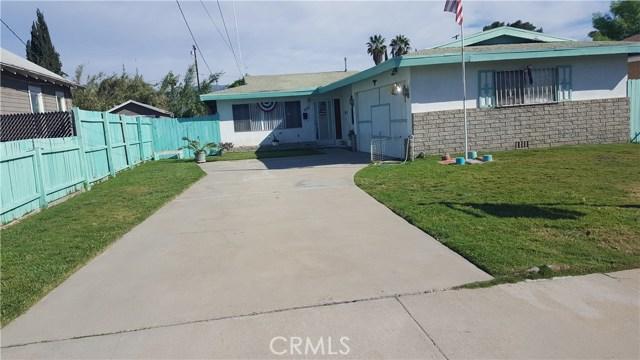 Single Family Home for Sale at 1330 Poplar Street San Bernardino, California 92410 United States