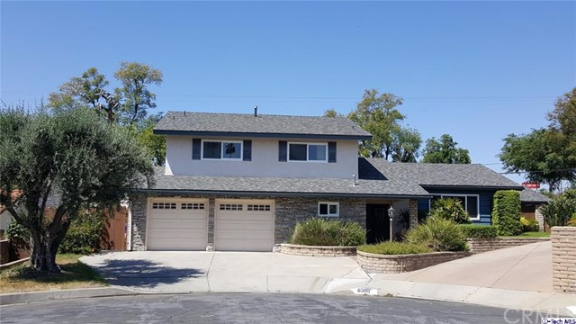 Single Family Home for Rent at 8305 Josard Rd Road San Gabriel, California 91775 United States