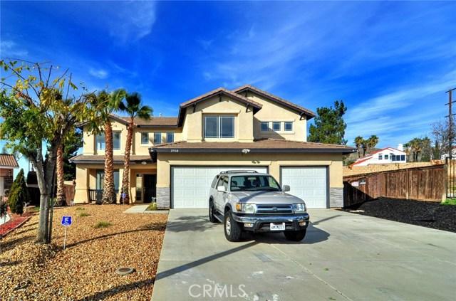 25160 Bronze Drive, Moreno Valley, California