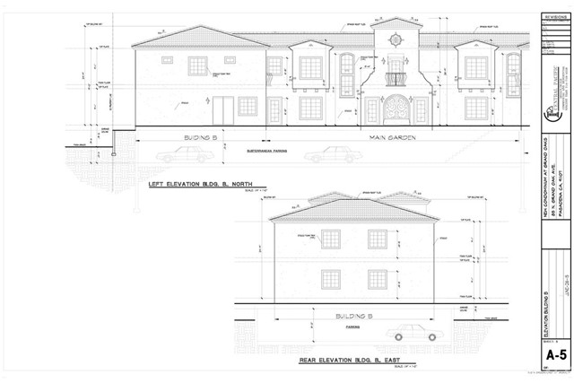Single Family for Sale at 85 Grand Oaks Avenue N Pasadena, California 91107 United States