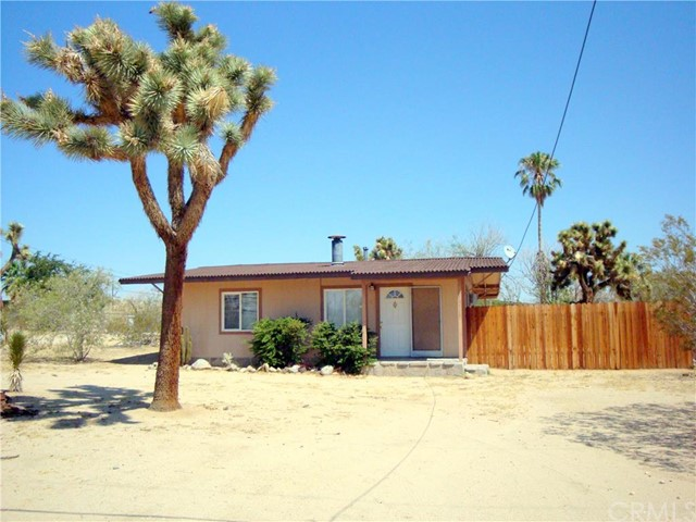 59160 Forrest Drive, Yucca Valley CA 92284