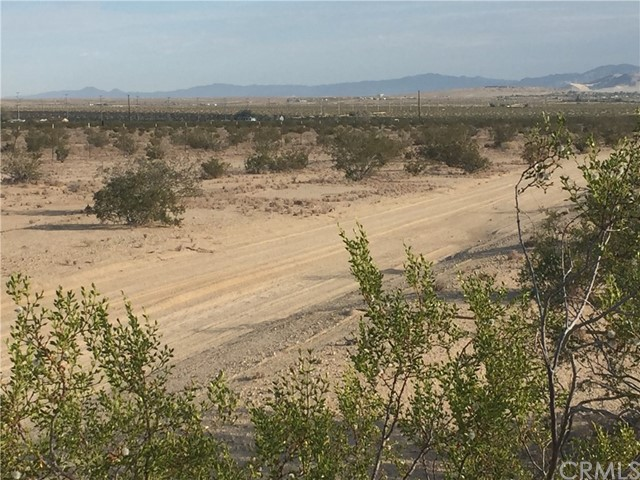 0 Alpine Avenue 29 Palms, CA 0 - MLS #: JT17163131