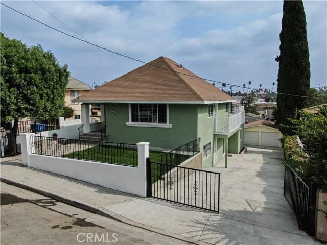 4859 Hillsdale Drive  Los Angeles CA 90032