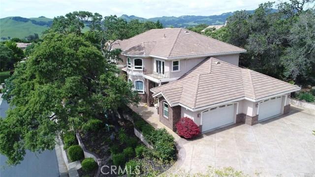 Single Family Home for Sale at 5240 Sunridge Drive Fairfield, California 94534 United States