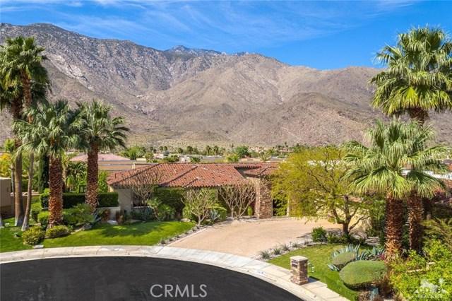 Single Family Home for Sale at 720 Azalea 720 Azalea Palm Springs, California 92264 United States