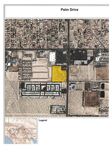 Land for Sale at Palm Drive Palm Drive Desert Hot Springs, California 92240 United States