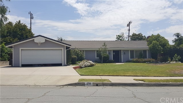 Single Family Home for Rent at 412 Willowgrove Avenue Glendora, California 91741 United States