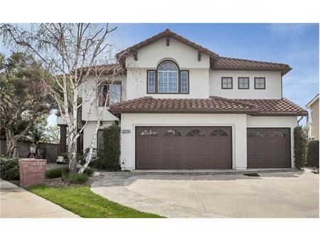 Single Family Home for Rent at 22705 White Oaks Mission Viejo, California 92692 United States