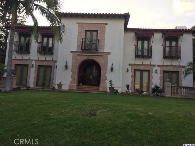 1539 Princess Drive, Glendale, CA 91207