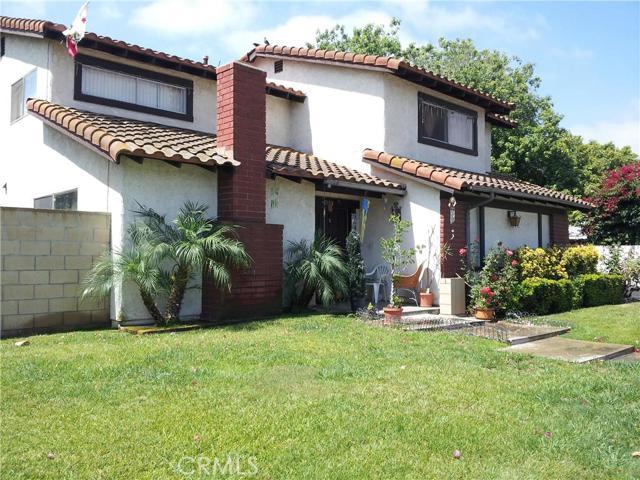 Single Family for Sale at 8130 Orangewood Stanton, California 90680 United States