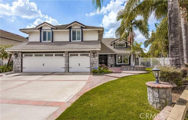 3455 Condor Ridge Road, Yorba Linda, California