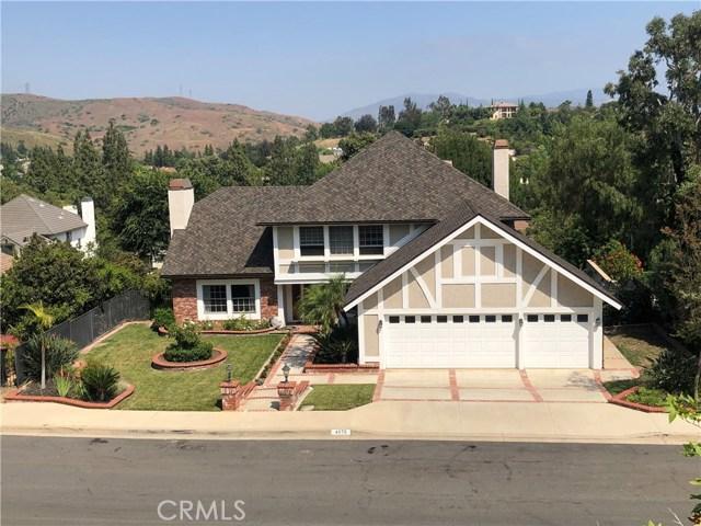 4076 Pepper Avenue, Yorba Linda, California