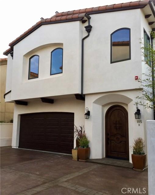 Townhouse for Rent at 105 Juanita Avenue Unit B 105 S Juanita Avenue Redondo Beach, California 90277 United States