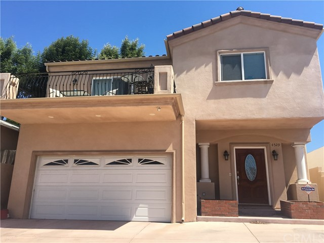 Townhouse for Rent at 4529 171st Street W Lawndale, California 90260 United States