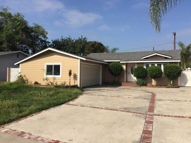 Single Family Home for Rent at 13289 Earle St Garden Grove, California 92844 United States