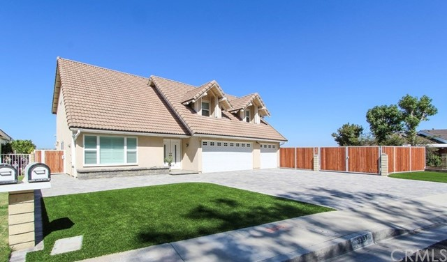 One of Anaheim Hills Homes for Sale at 6331 E Via Arboles, 92807