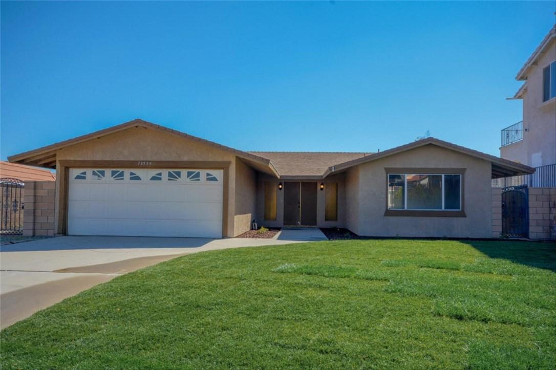 13535 Sierra Vista Road Victorville CA 92392