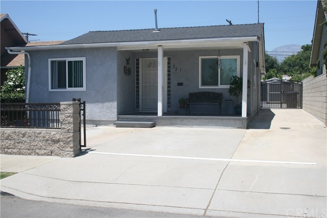 731 Willow Street,Ontario,CA 91764, USA