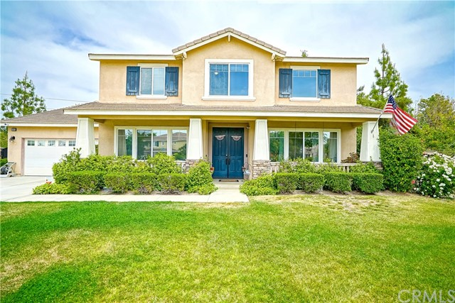 Single Family Home for Sale at 8202 Daisy Lane Riverside, California 92508 United States