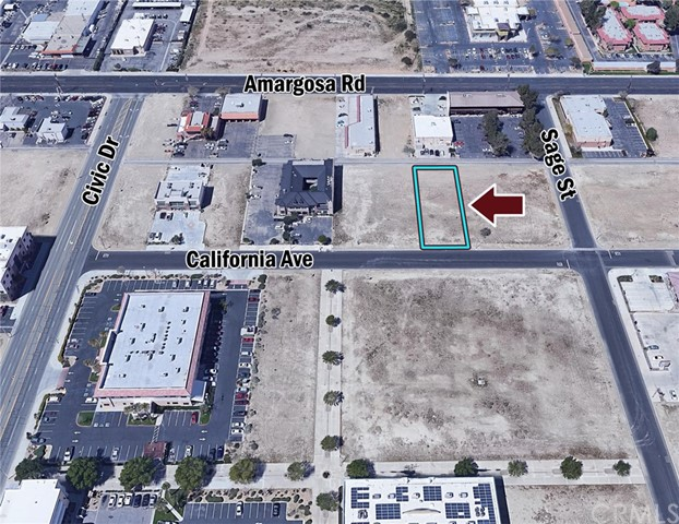 0 California Avenue Victorville, CA 92392 - MLS #: CV18063383