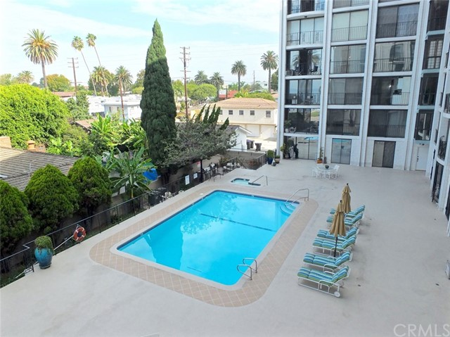 2601 E Ocean Boulevard Unit 307 Long Beach, CA 90803 - MLS #: PW17234273
