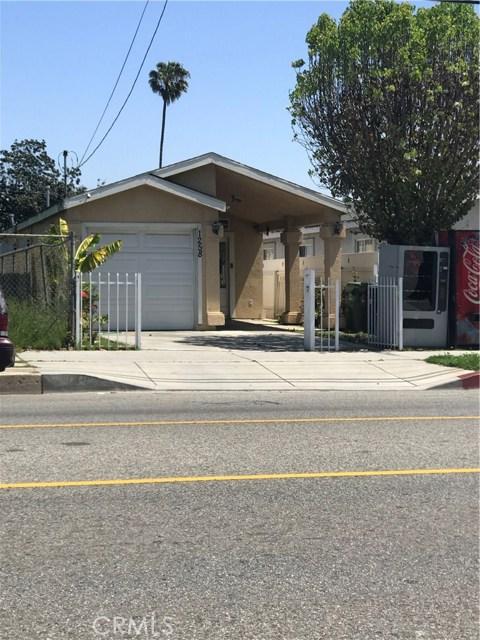 1258 Wilmington Boulevard, Wilmington, California 90744, 3 Bedrooms Bedrooms, ,2 BathroomsBathrooms,Single family residence,For Sale,Wilmington,DW20072269