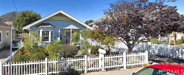 360  Islay Street, San Luis Obispo in San Luis Obispo County, CA 93401 Home for Sale
