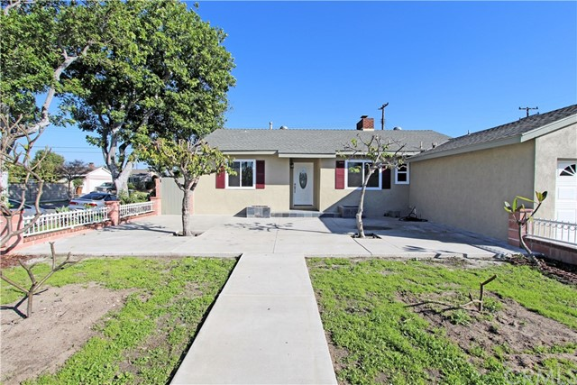 Single Family Home for Sale at 12222 Nutwood Street Garden Grove, California 92840 United States
