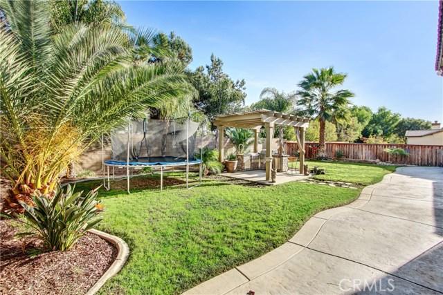 27360 Benton Pond Drive Menifee, CA 92585 - MLS #: IV18112506