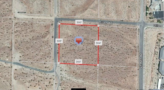 Land for Sale at 17090 Marion 17090 Marion Whitewater, California 92262 United States