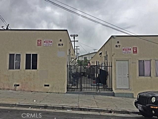 817 Palos Verdes, San Pedro, California 90731, ,Residential Income,For Sale,Palos Verdes,SB19049520