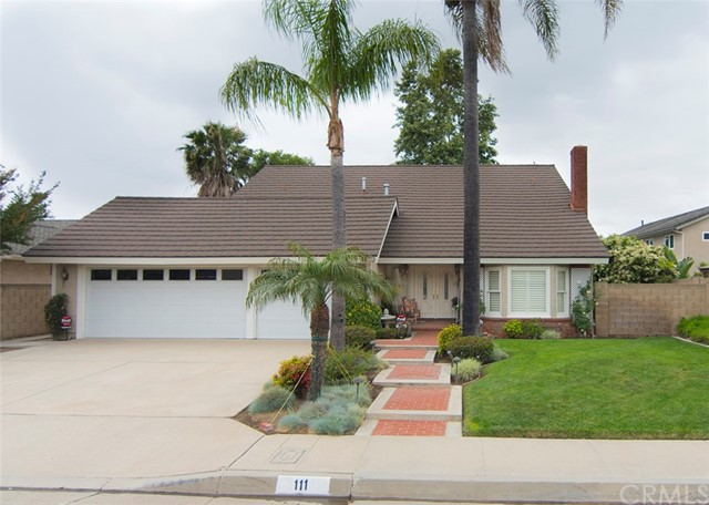 111 S Bayberry Court, Anaheim Hills, California