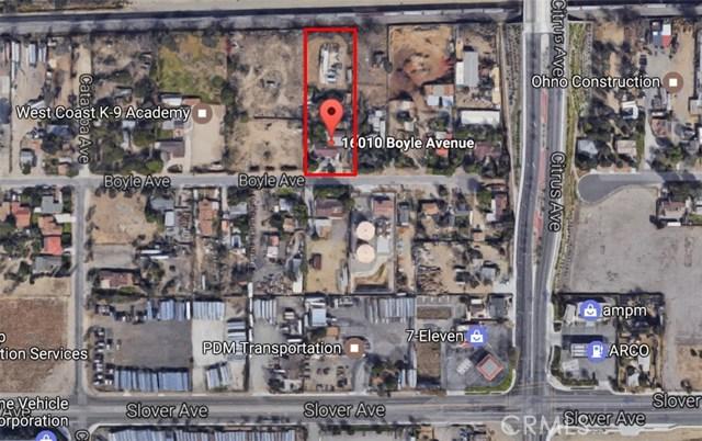 16010 Boyle Avenue, Fontana, CA 92337
