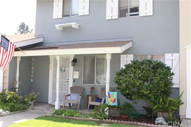 9828 Continental Drive , CA 92646 is listed for sale as MLS Listing OC18206687