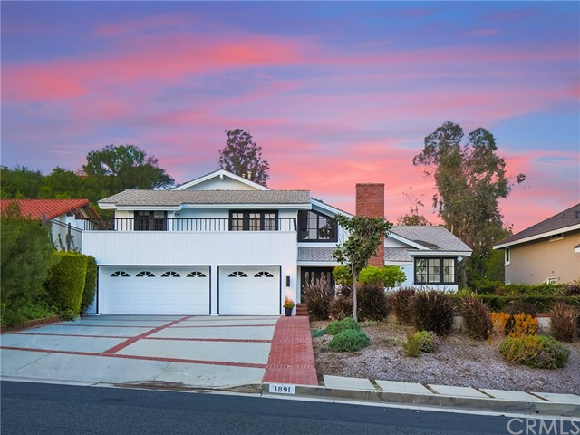 Single Family Home for Sale at 1891 Derby Drive North Tustin, California 92705 United States