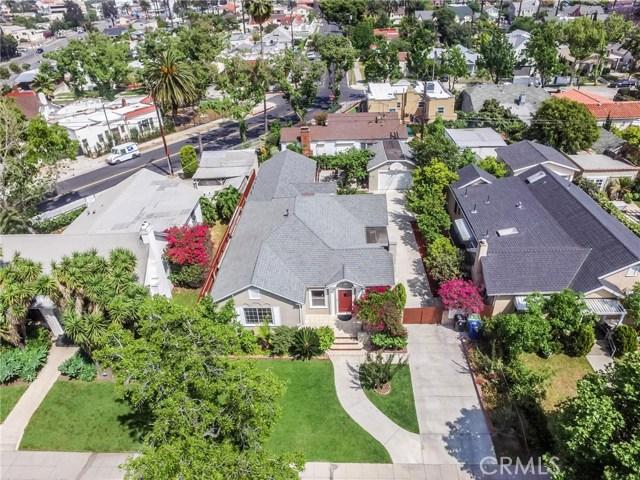 1068 S Lucerne Blvd, Los Angeles, California