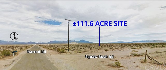 0 Camp Harrod Road Lucerne Valley, CA 92356 - MLS #: OC18181389
