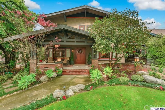 Single Family Home for Sale at 1705 Bushnell Avenue South Pasadena, California 91030 United States