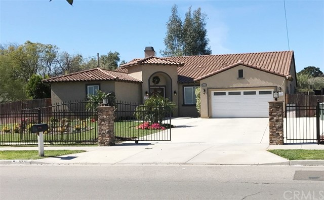 Single Family Home for Sale at 5270 Jones Avenue Riverside, California 92505 United States