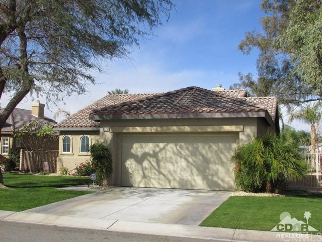 Photo of home for sale at 82738 Redford Way, Indio CA