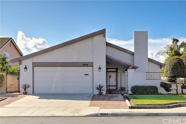 Single Family Home for Rent at 5064 Sequoia St Cypress, California 90630 United States