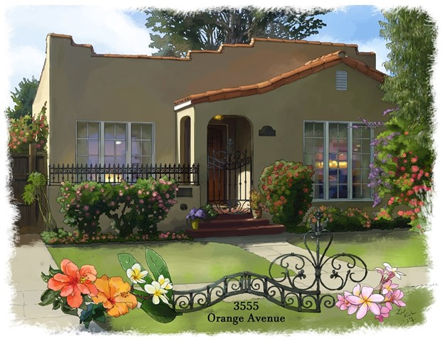 3555 Orange Avenue Long Beach, CA 90807 is listed for sale as MLS Listing PW17273630
