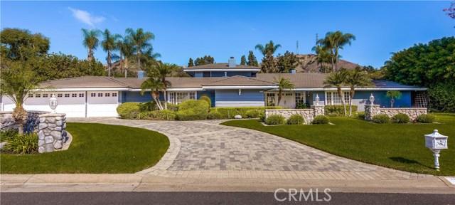 Photo of 18781 Peppertree Drive, Villa Park, CA 92861