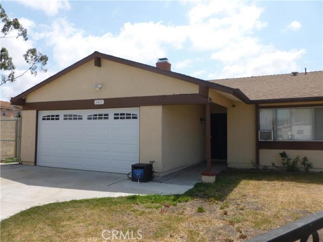 Single Family Home for Rent at 1417 La Bonita St Santa Ana, California 92703 United States