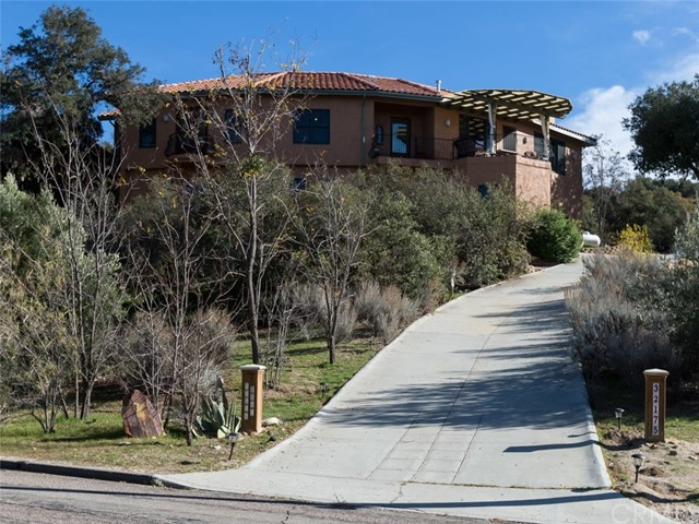 Single Family Home for Sale at 32175 Camino San Ignacio Warner Springs, California 92086 United States