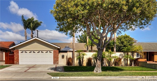 5781 Padua Drive , CA 92649 is listed for sale as MLS Listing OC18235332