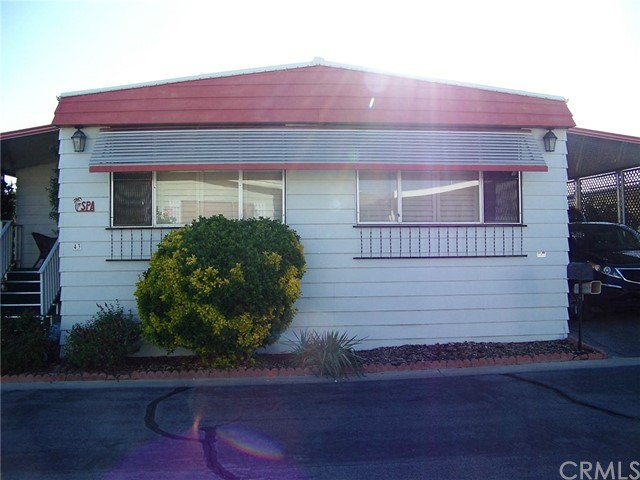 54999 Martinez Trail 43, Yucca Valley, CA 92284