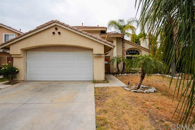 Single Family Home for Sale at 7878 Wisteria Court Highland, California 92346 United States